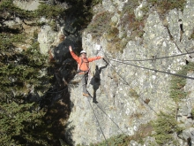 Via Ferrata Chamonix