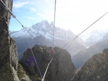 Via Ferrata Chamonix 2